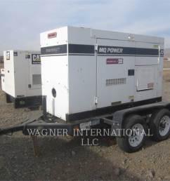 multiquip dca 70ssiu stationary generator sets construction [ 1024 x 768 Pixel ]