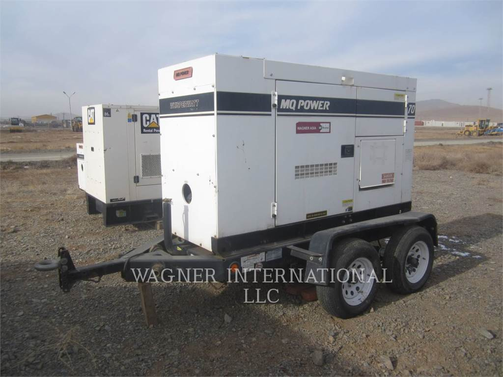 hight resolution of multiquip dca 70ssiu stationary generator sets construction