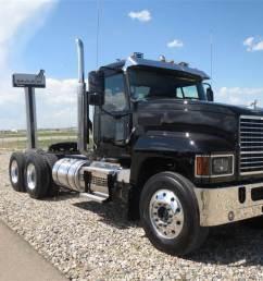 mack pinnacle 64t conventional trucks tractor trucks trucks and trailers [ 1024 x 768 Pixel ]
