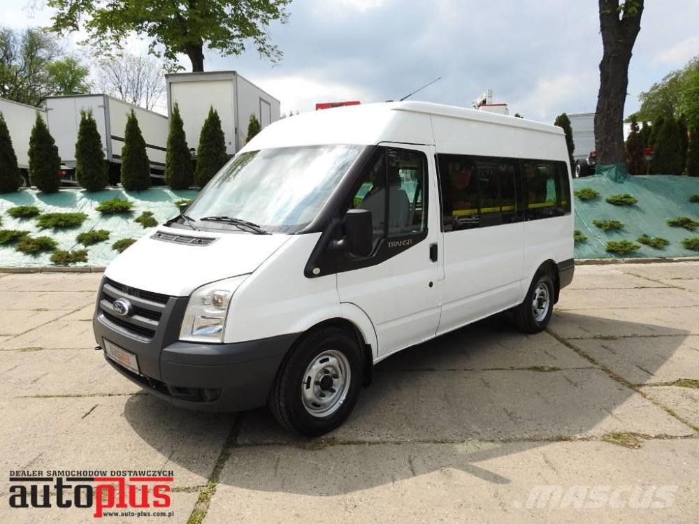 medium resolution of ford transit bus 6 seats with lift 2010 autobuses escolares