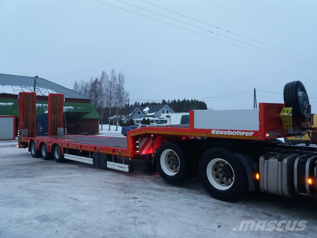 semi trailers for sale in germany wiring diagram dune used kässbohrer pokkalavetti low loader year