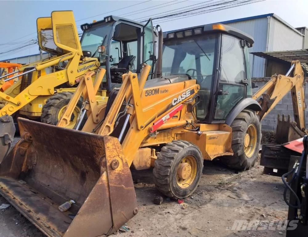 medium resolution of case 580m 2014 backhoe loaders