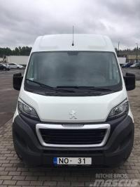 Peugeot Boxer, Preis: 19.900 , Baujahr: 2016, Lieferwagen