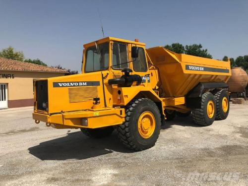 small resolution of volvo bm a 25 1991 articulated dump trucks adts