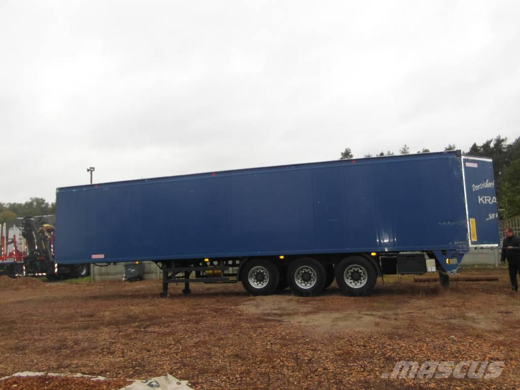 semi trailers for sale in germany 2016 mitsubishi lancer stereo wiring diagram used kempf ruchoma podłoga wood chip year