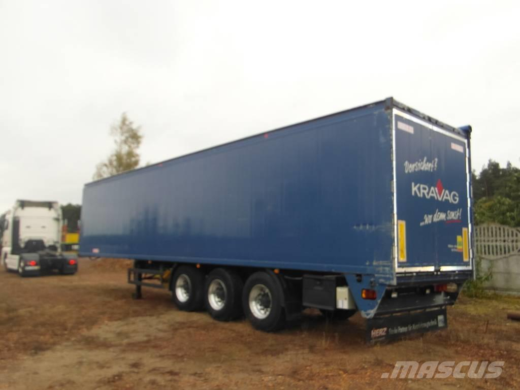 semi trailers for sale in germany 1994 acura integra stereo wiring diagram used kempf ruchoma podłoga wood chip year