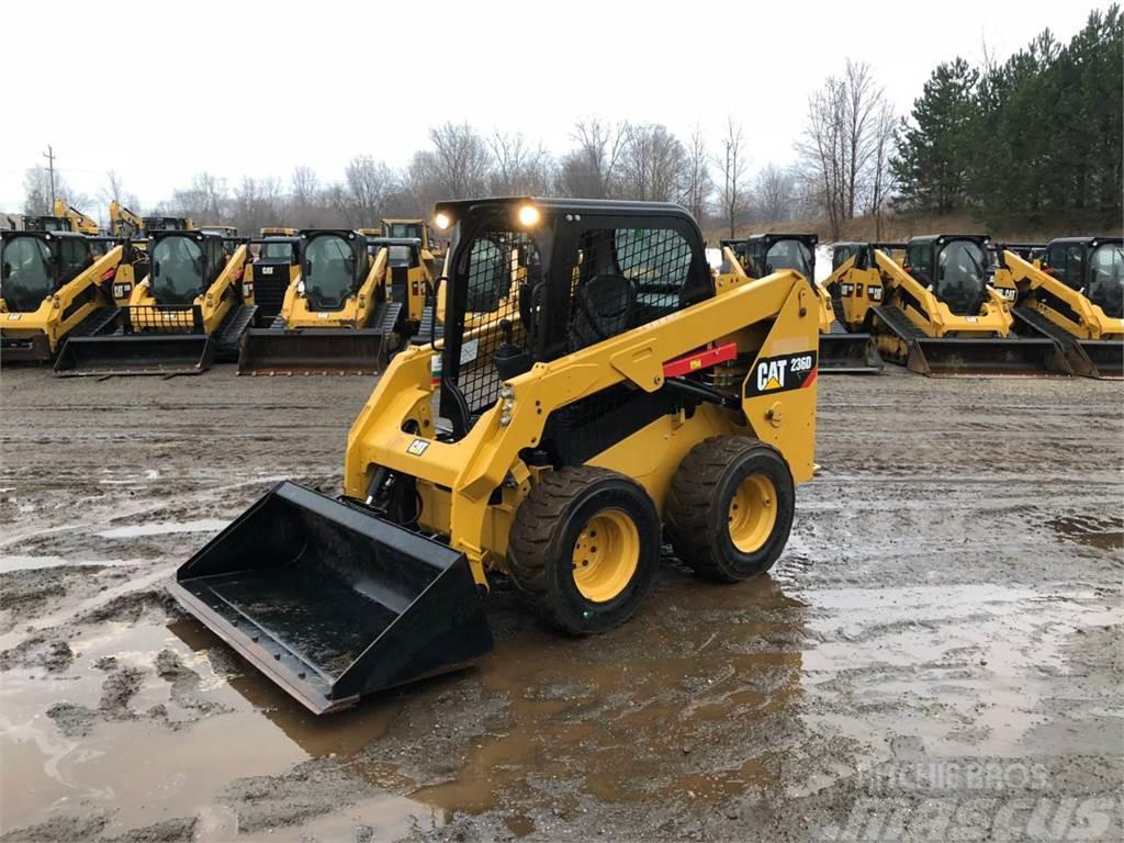 Caterpillar 236D for sale Grand Rapids MI Price US