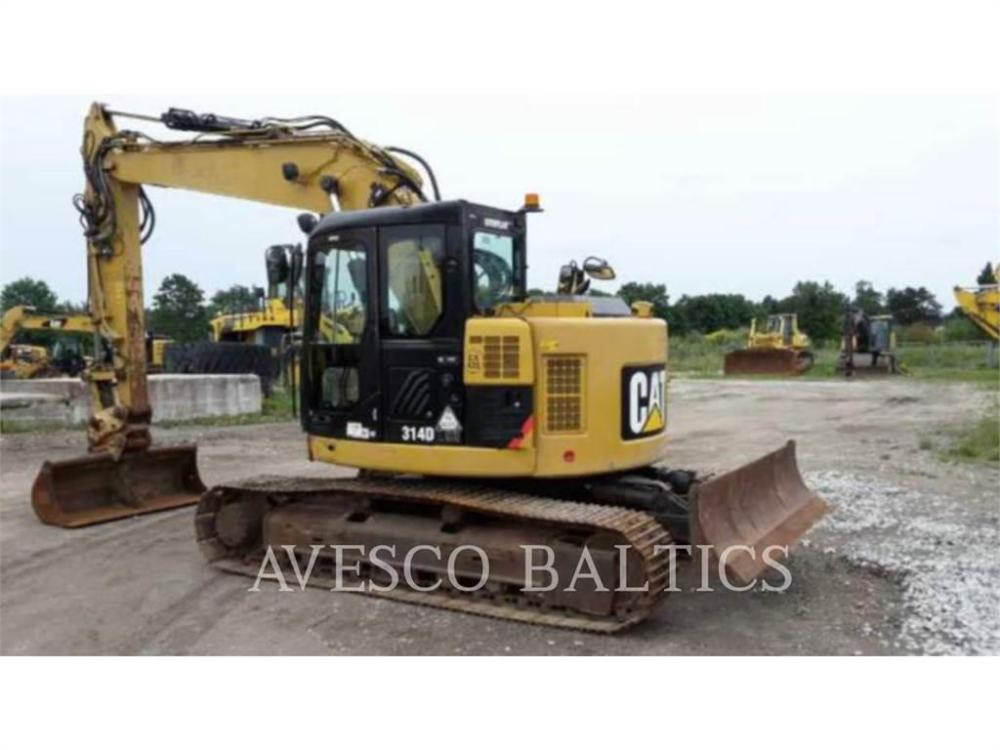 medium resolution of caterpillar 314d 2010 paletli ekskavat rler
