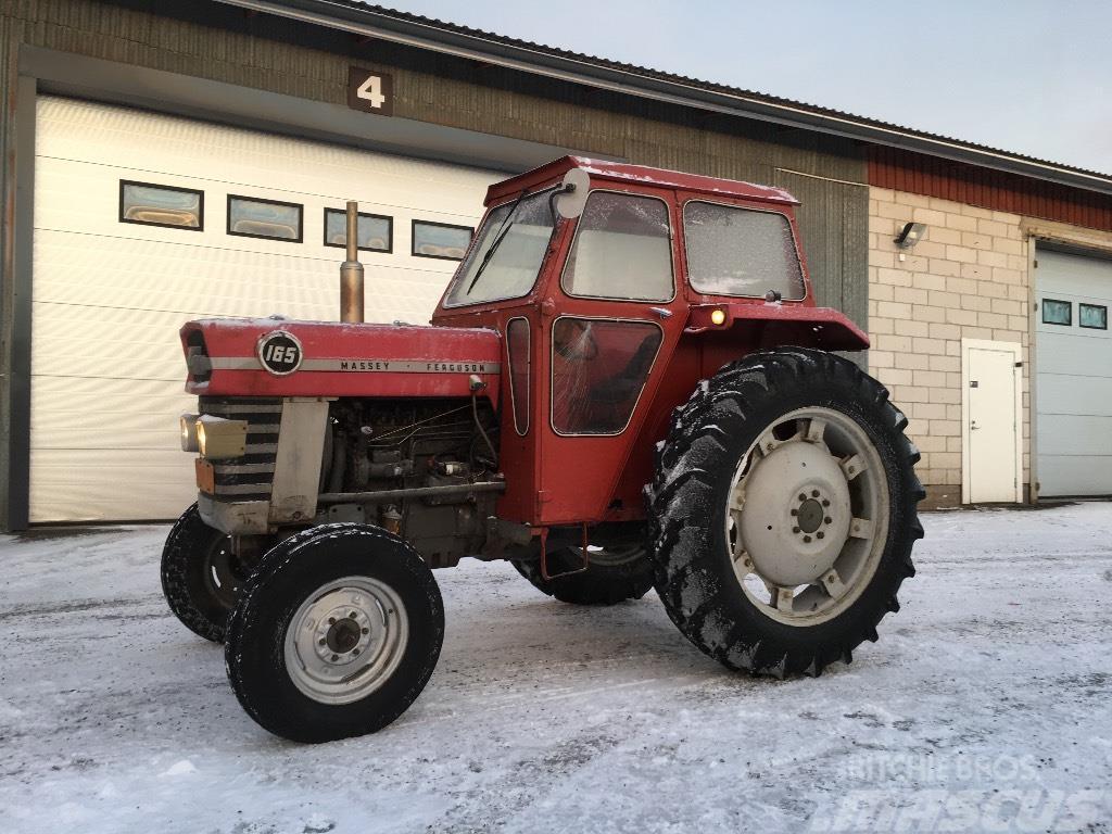 Used Massey Ferguson 165 Tractors Year 1971 Price $4,855