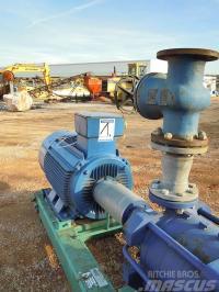Used KSB MTC 125/04 waterpumps Year: 2005 for sale ...