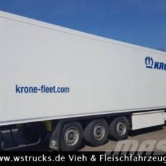 Semi Trailers For Sale In Germany Venn Diagram Comparing Dna And Rna Krone Tiefkuhl Vector 1950 Strom Diesel 52 087 2015 Temperature Controlled