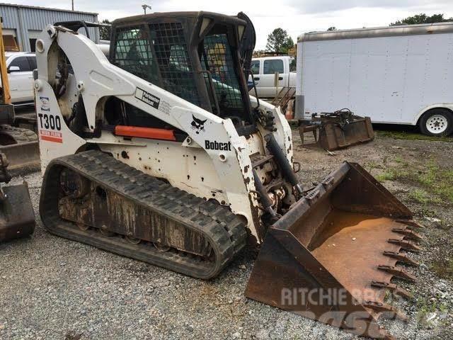 Bobcat T300 For Sale St George South Carolina Price