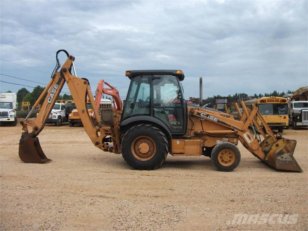 medium resolution of case 580m ii 2006 backhoe loaders