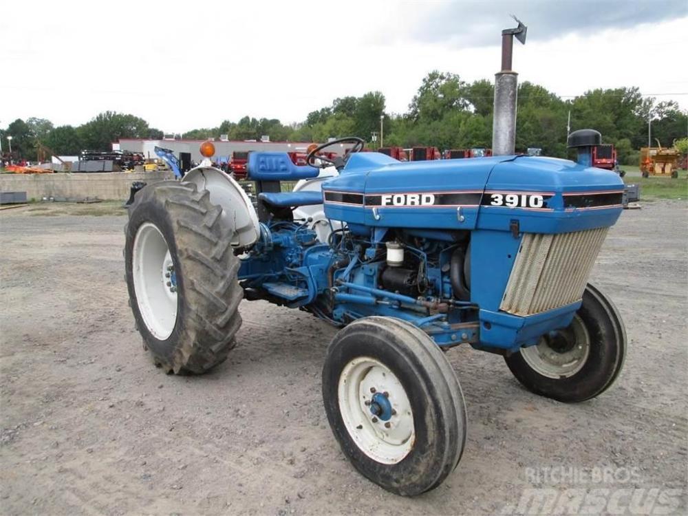 medium resolution of ford 3910 1983 tractors