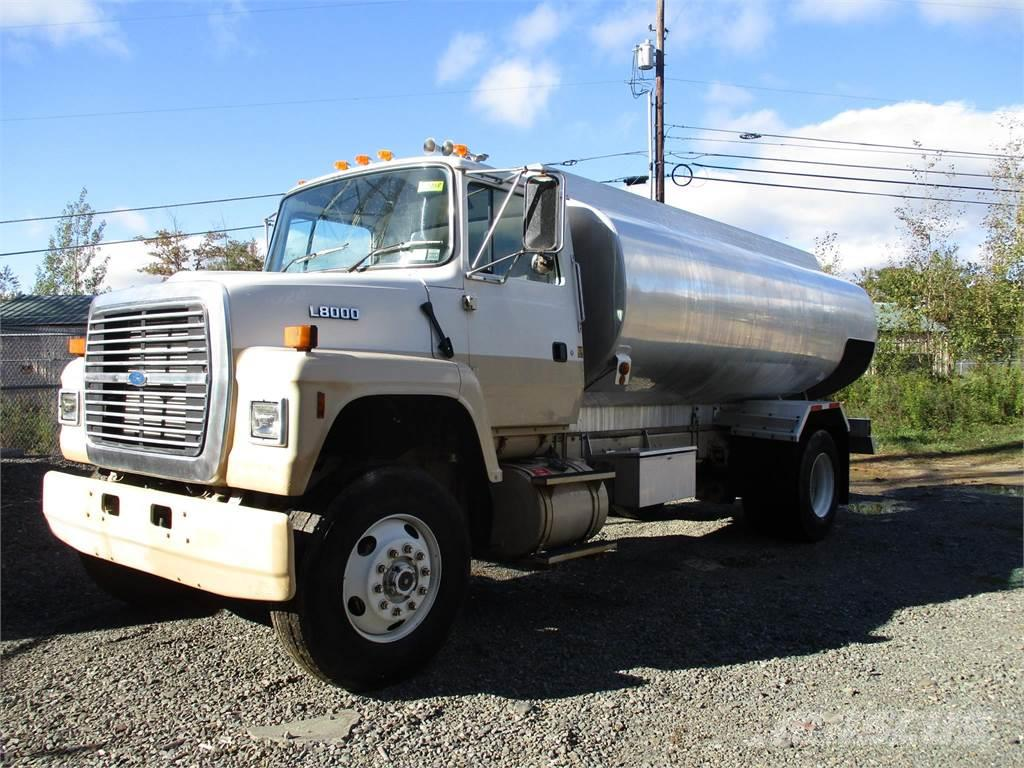hight resolution of ford l8000 1995 tanker trucks