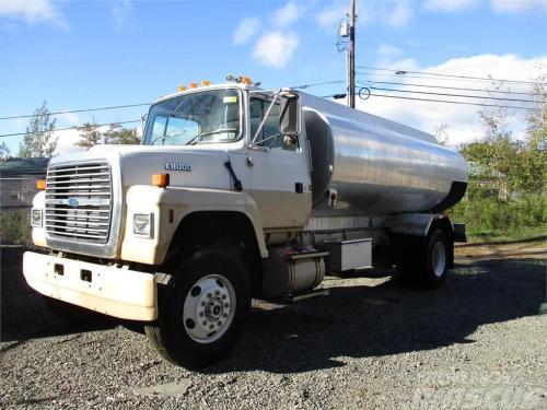 small resolution of ford l8000 1995 tanker trucks