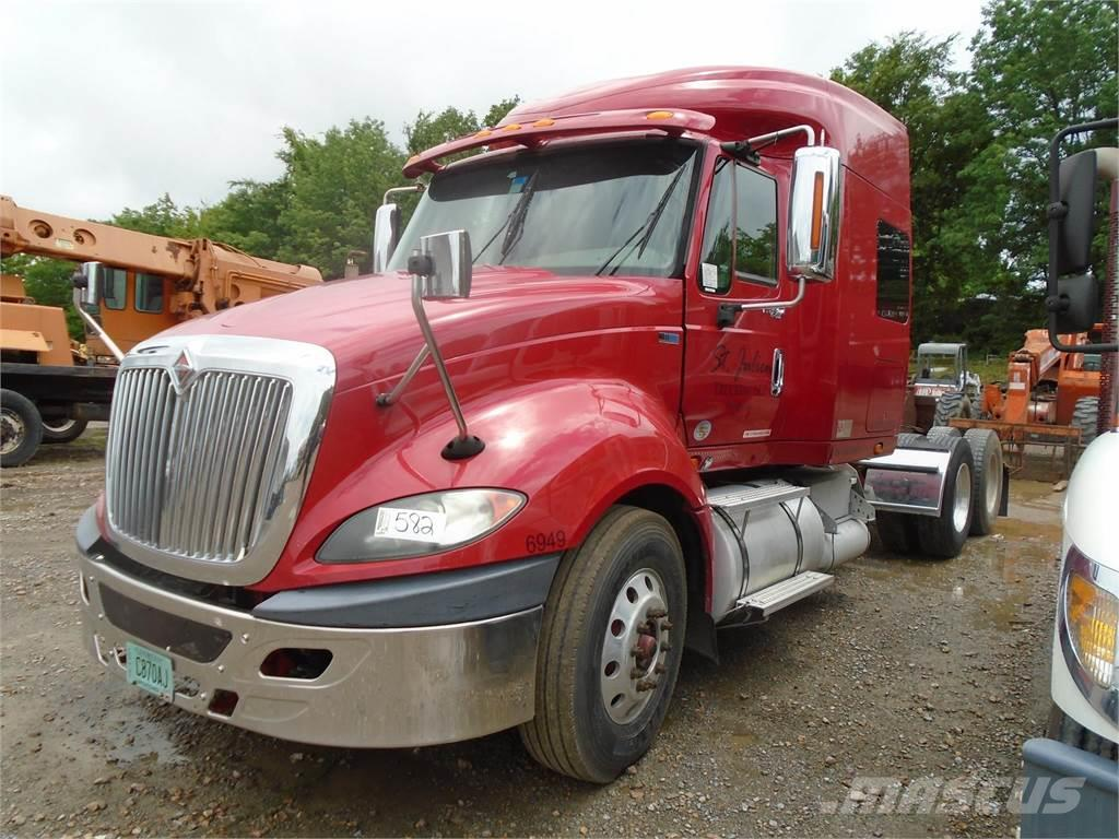 hight resolution of international prostar eagle 2012 truck tractor units