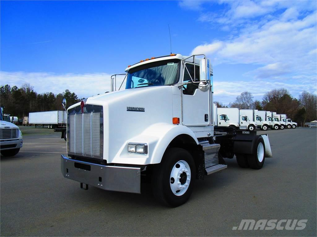 hight resolution of kenworth t800 2007 tractor units