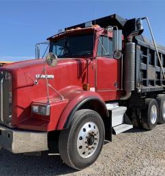 kenworth t800 2004 dump trucks  [ 1024 x 768 Pixel ]