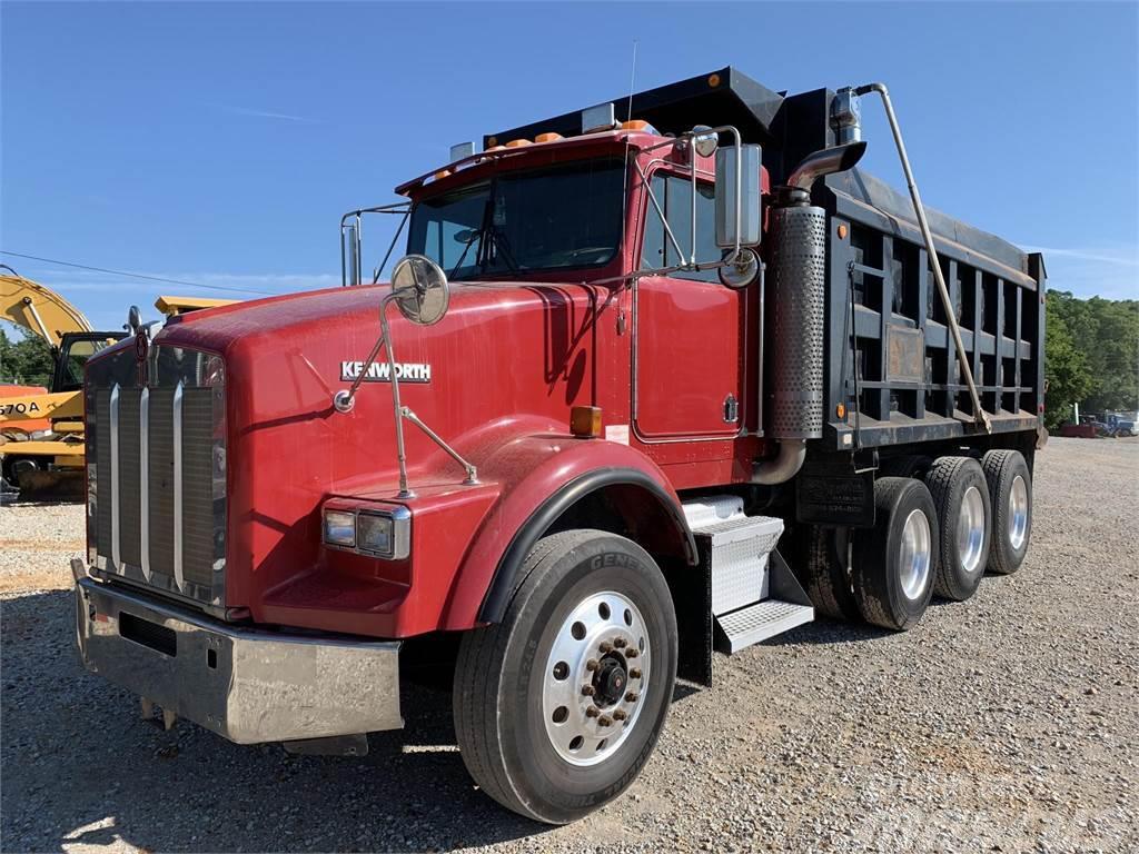 hight resolution of kenworth t800 2004 dump trucks