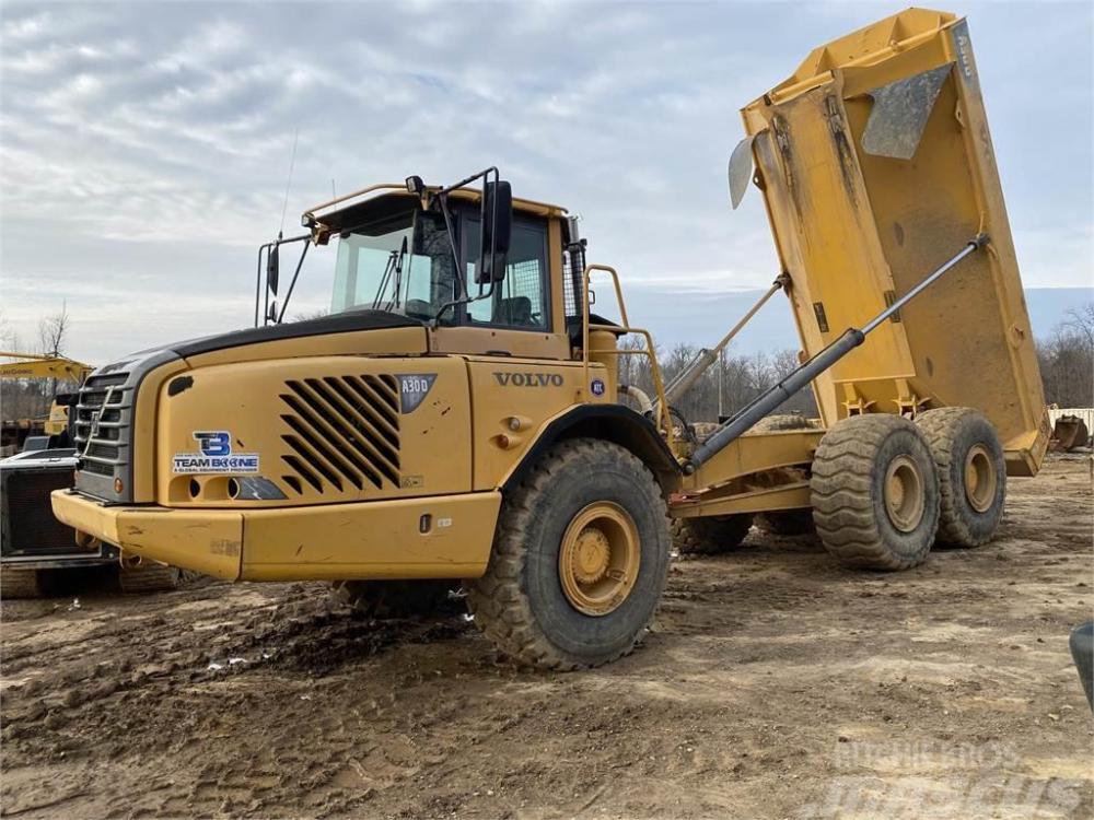 medium resolution of volvo a articulated dump trucks adts jpg 1024x768 volvo a30d