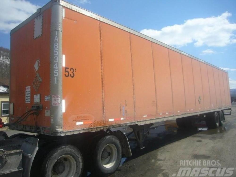 medium resolution of wabash 2001 wabash 53 tandem axle dry van trailer 2001 box trailers