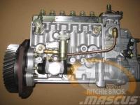 Used Bosch 687226C91 Bosch Einspritzpumpe Pumpentyp: PES