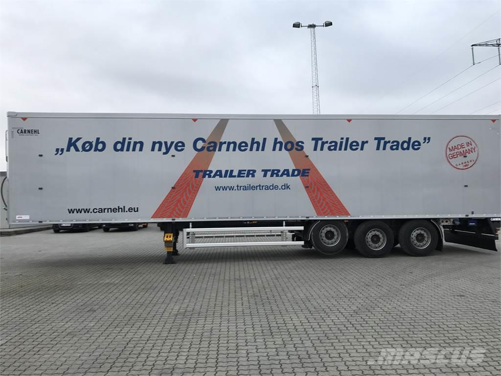 semi trailers for sale in germany 2008 dodge ram wiring diagram used carnehl 92m3 box body year 2018