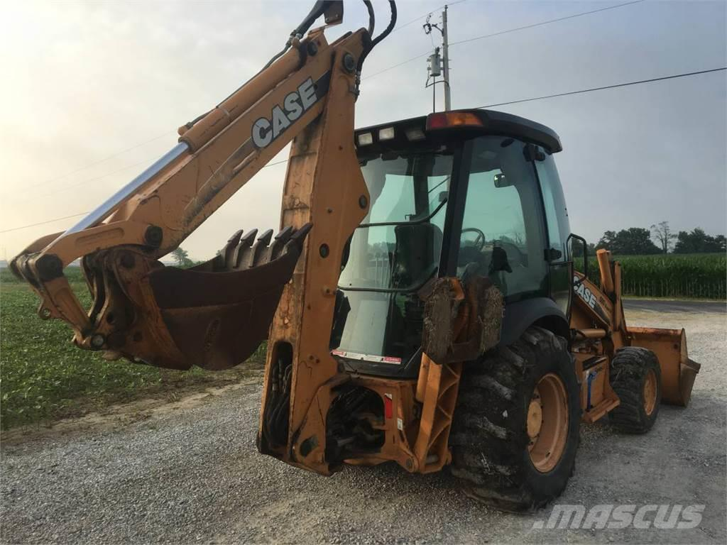 hight resolution of case 580m 2008 backhoe loaders