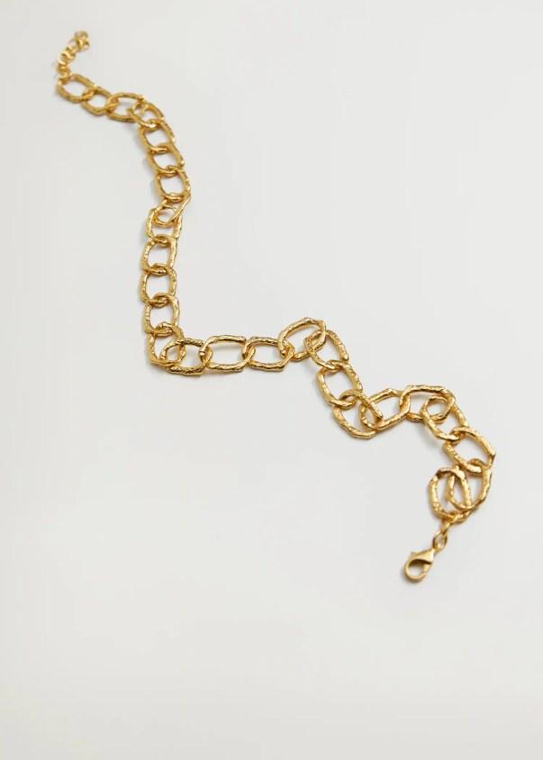 XL link necklace - Mango