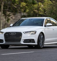 2016 audi a6 3 0t front three quarter in motion 02 [ 2048 x 1360 Pixel ]