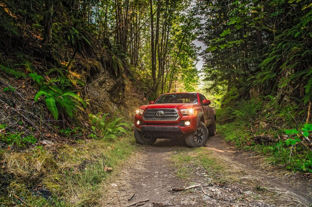 medium resolution of 2016 toyota tacoma trd