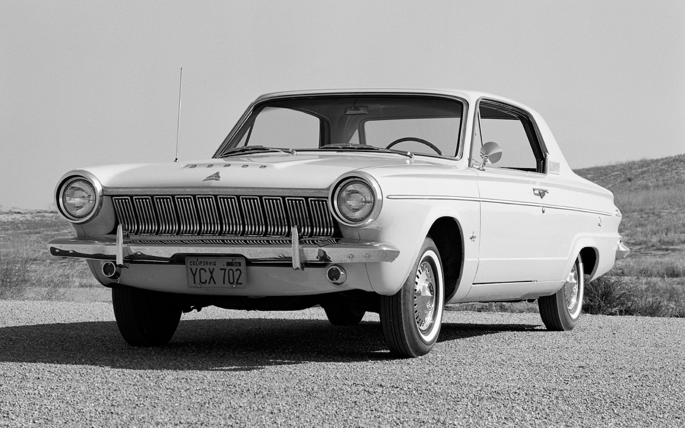 A Brief History Of The Dodge Dart - Motor Trend Classic