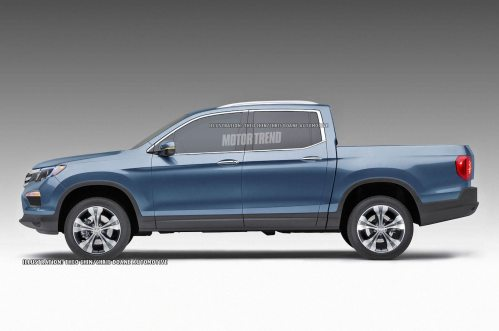 small resolution of should the new honda ridgeline look like this also 2017 honda ridgeline blue on single motor circuit diagram