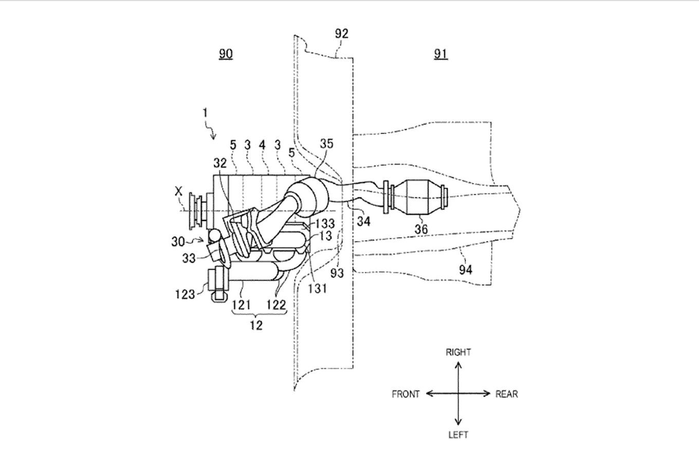 Mazda Files for Patent on New Rotary Engine