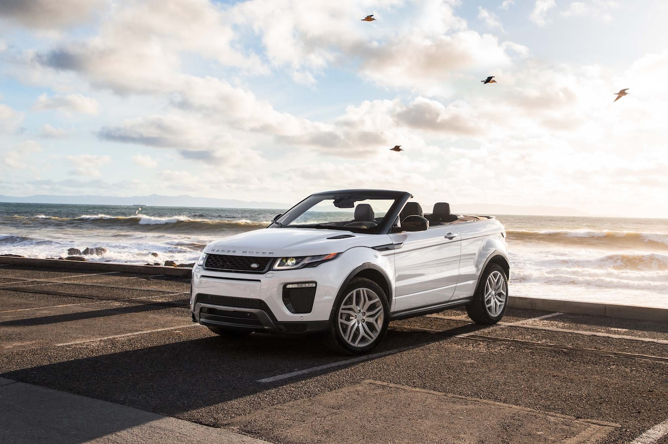 2017 Range Rover Evoque Convertible First Test It s Cool But