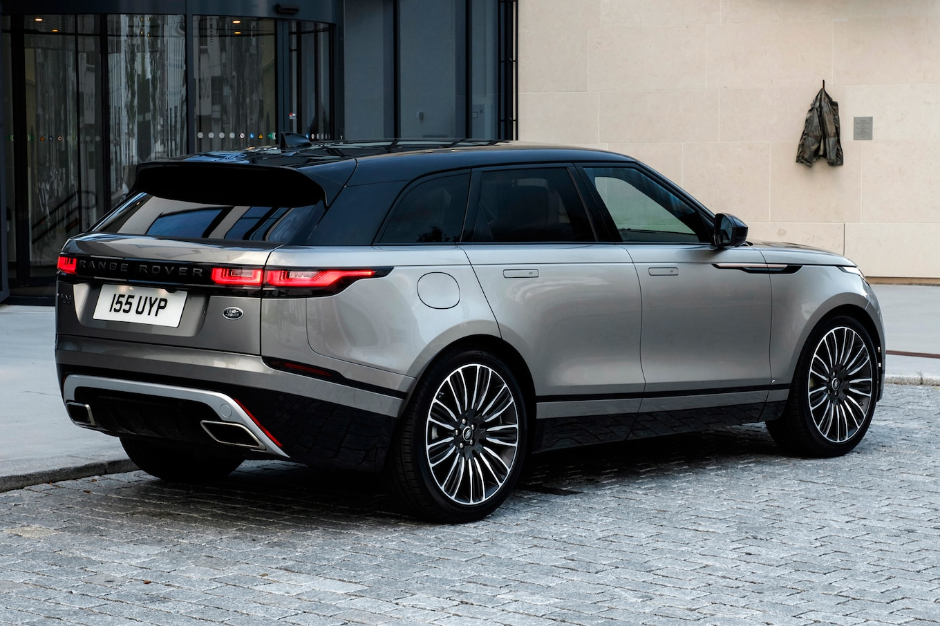 2018 Range Rover Velar V6 First Drive What Is Hiding In