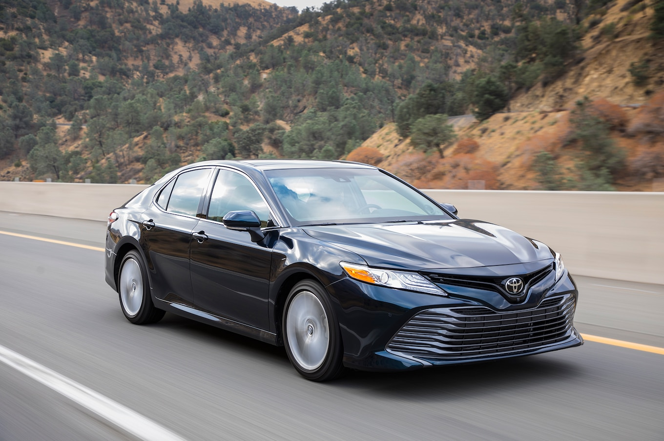 all new camry sport kelemahan grand veloz 2018 toyota first test review big improvement but is it for the we were anxious to get some of our own numbers see if king has pedigree worthy retaining crown