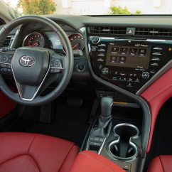 All New Camry 2018 Interior Alphard 2021 Toyota First Test Review Big Improvement But Is It 43 183