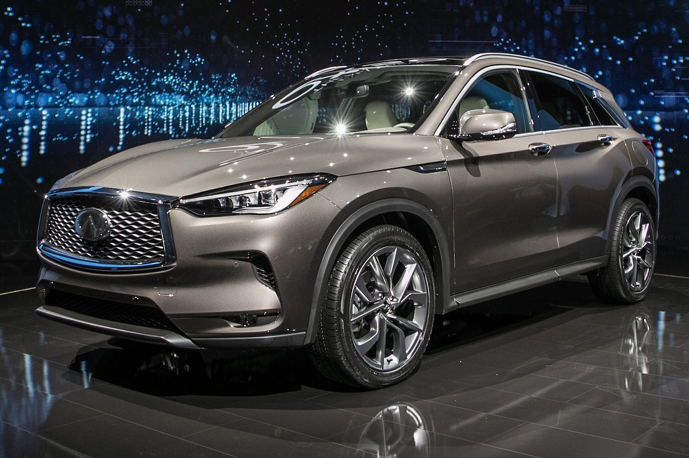 2019 Infiniti Qx50 Revealed Ahead Of La Auto Show Near