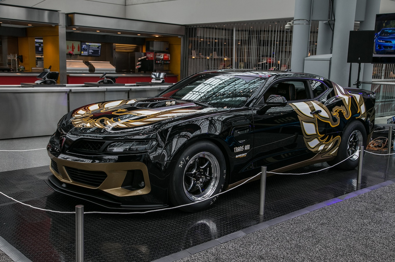 Trans Am Worldwide Takes On The Demon With A 1100 HP