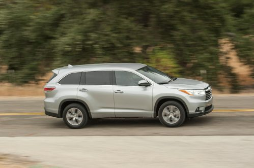 small resolution of 2015 toyota highlander reviews and rating motor trend 5 6