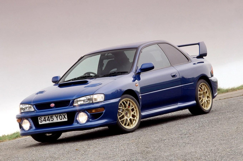 1998 Subaru Impreza Reviews And Rating  Motor Trend