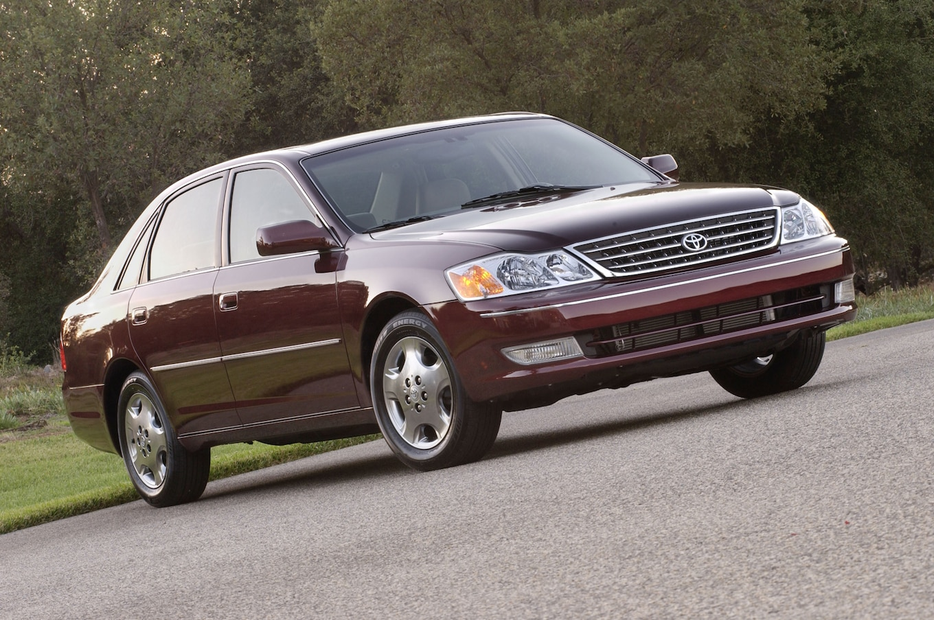 2003 Toyota Avalon Reviews And Rating  Motor Trend