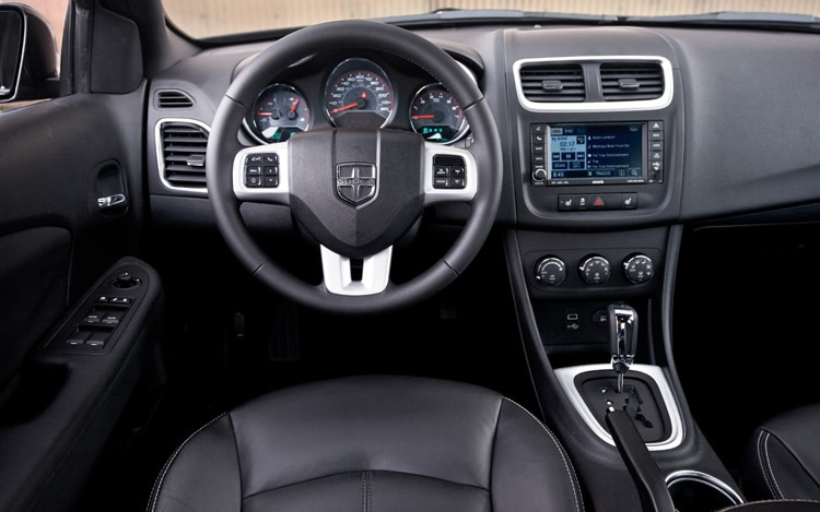 2011 Dodge Avenger Reviews And Rating Motortrend
