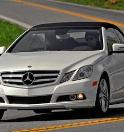 2011 mercedes benz e350 cabriolet [ 1360 x 850 Pixel ]