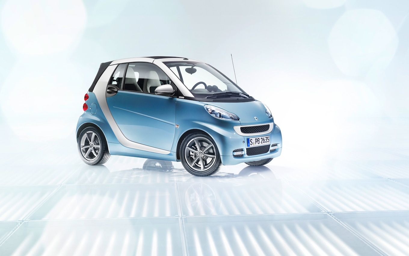 2011 smart fortwo reviews