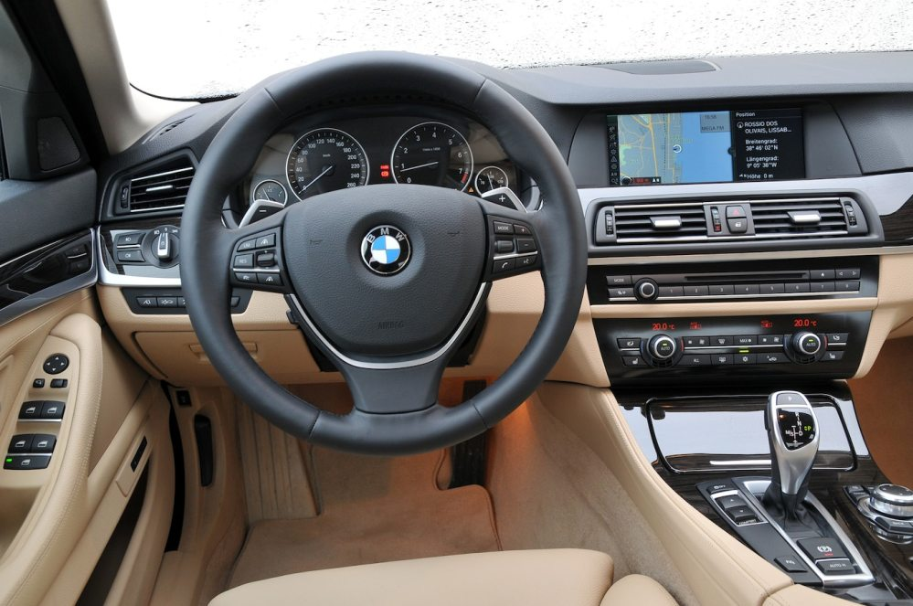 medium resolution of 2013 bmw 5 series sedan