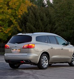 2013 buick enclave reviews research enclave prices specs on 2003 buick 2006 buick rendezvous fuse box diagram wiring  [ 1360 x 903 Pixel ]