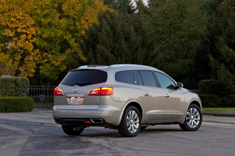 medium resolution of 2013 buick enclave reviews research enclave prices specs on 2003 buick 2006 buick rendezvous fuse box diagram wiring